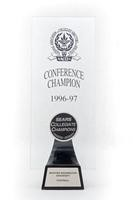 Football Trophy: Sears Collegiate Champions, Conference Champion, 1996/97