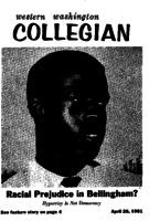 Western Washington Collegian - 1961 April 28