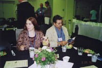 2007 Reunion--Alana Dittrich and Toby Dittrich