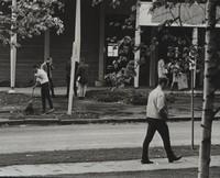 1967 Main Entrance From Across High Street