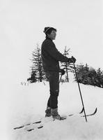 1971 Student Skiing