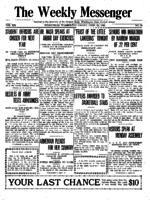 Weekly Messenger - 1920 April 23