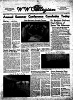 WWCollegian - 1947 July 11