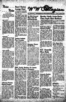 WWCollegian - 1944 October 6