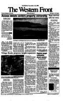 Western Front - 2001 November 20