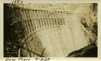 Lower Baker River dam construction 1925-09-04 Dam Piers