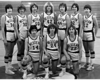 1981 Basketball Team