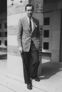 1952 Auditorium-Music Building Dedication: Grant Johanneson