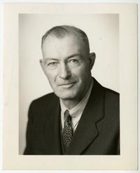 Studio portrait of C.S. Cady, older man in suit and tie