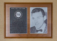 Hall of Fame Plaque: Ray Ciszek, Administrator and Coach, Class of 2011