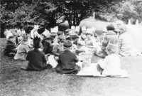 1926 Play Day Activity