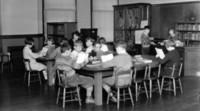 1925 Training School Library