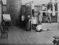 1925 Building a House (First Grade)