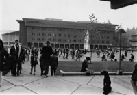 1968 Bond Hall Across Red Square