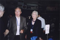 2007 Reunion--Bob Koppe and Joan (Graham) Koppe at th e Banquet