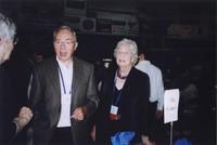 2007 Reunion--Bob Koppe and Joan (Graham) Koppe at th e Banquet