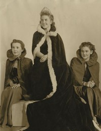 1938 Homecoming Court