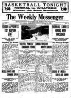 Weekly Messenger - 1921 January 21