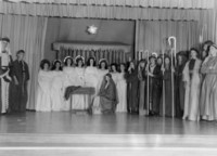 1945 Christmas Pageant