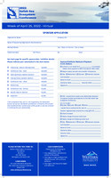 Conference Services - 2022 Salish Sea Ecosystem Conference Sponsorship Sheet