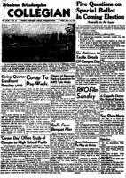Western Washington Collegian - 1950 April 14