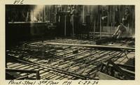 Lower Baker River dam construction 1925-06-22 Reinf Steel 3rd Floor P.H.