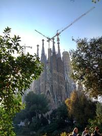 Sagrada Familia - Barcelona, Spain
