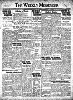 Weekly Messenger - 1928 April 20