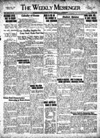 Weekly Messenger - 1928 April 20