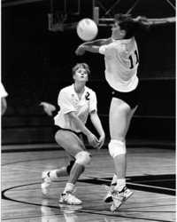 1991 Gretchen Haakenson and Denise Dodge
