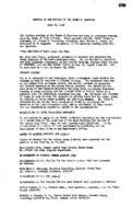 WWU Board minutes 1946 July