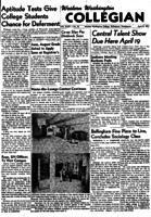 Western Washington Collegian - 1951 April 6