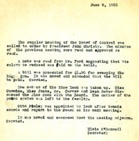 AS Board Minutes 1933-06