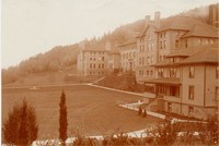 1911 Main Building and Edens Hall