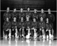 1992 Volleyball Team