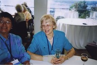 2007 Reunion--Bobbie Bouverat and Marilyn Richardson