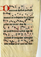 Antiphonal or Responsorial circa 1450 [item 54136]