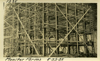 Lower Baker River dam construction 1925-08-22 Monitor Forms