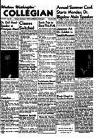 Western Washington Collegian - 1953 July 10