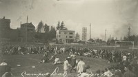 1927 Campus Day: Paper Race
