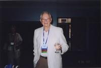 2007 Reunion--Donald Miller at the Banquet