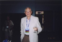 2007 Reunion--Donald Miller at the Banquet