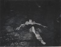 Blue Barnacles Swim Club, Single member of the Blue Barnacles Swim Club in the Pool
