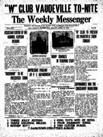 Weekly Messenger - 1923 April 20