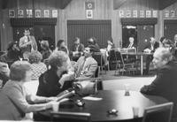 1985 Parent/Alumni Meeting; Vancouver