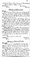 WWU Board minutes 1896 September