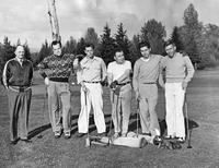 1949 Golf Team