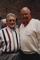 "1995 Alumni Reunion: Wally Keehr and ""Moose"" Zurline"