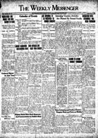 Weekly Messenger - 1928 June 1