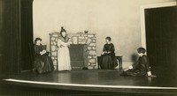 1920 Eighth Grade Presents Little Women